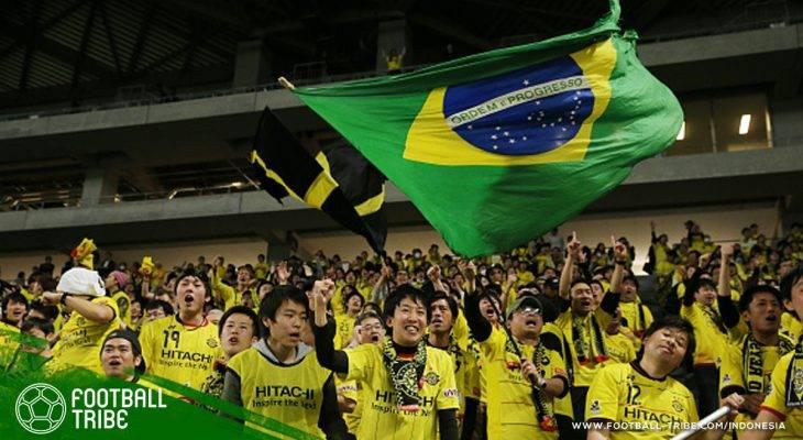 Pemain Asing dari Brasil Banjiri Liga-Liga di Asia