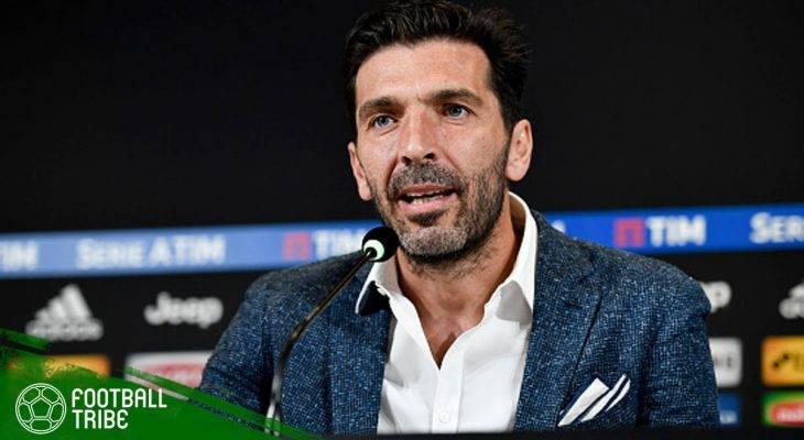 Paris Saint-Germain Tawarkan Kontrak Berdurasi Dua Tahun kepada Gianluigi Buffon