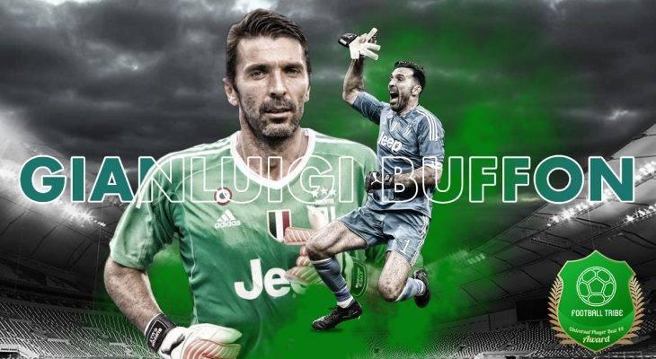 Football Tribe 44 Universal Player Awards: Gianluigi Buffon