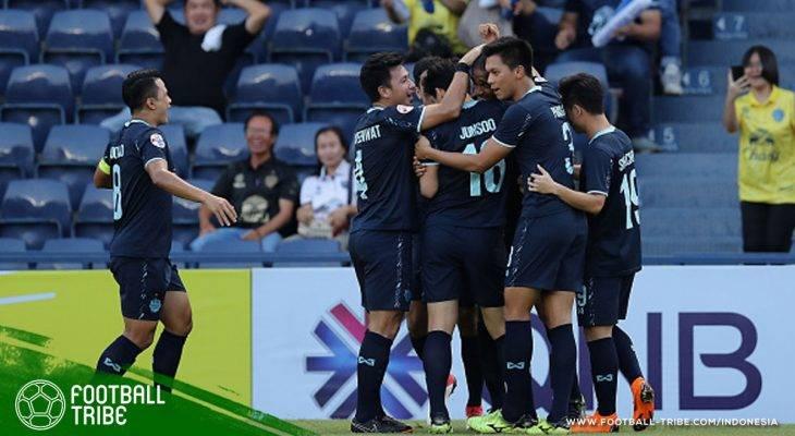 Liga Champions Asia: Buriram United Tundukkan Juara Liga Korea