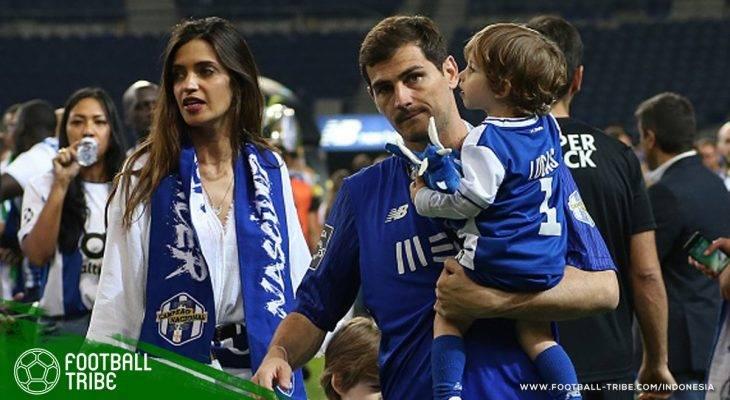 Iker Casillas Bawa FC Porto Putus Dominasi Benfica di Liga Portugal dalam Empat Musim Terakhir