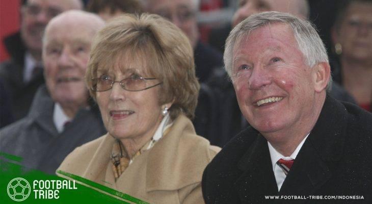 Cathy Ferguson, Ia yang Selalu Ada, Sosok Cinta Pertama dan Terakhir Sir Alex Ferguson