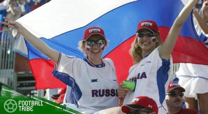 Federasi Sepak Bola Argentina Dikritik Karena Berikan Petunjuk Untuk Pikat Perempuan Rusia
