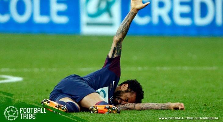 Tidak Ada Lagi Piala Dunia bagi Dani Alves