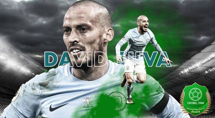 Football Tribe 44 Universal Player Awards: David Silva