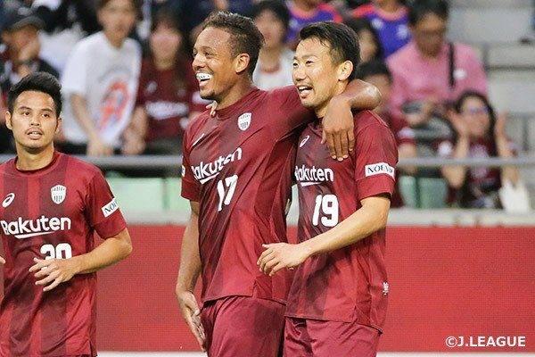 Vissel Kobe Menangi 'Derby Thailand' di J1 League
