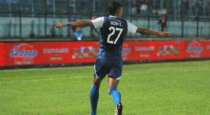 Bhayangkara FC dan Tonggak Awal Kemunculan Dedik Setiawan