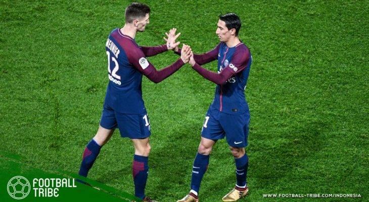 Duo Paris Saint-Germain Dilirik Juventus untuk Musim Panas 2018