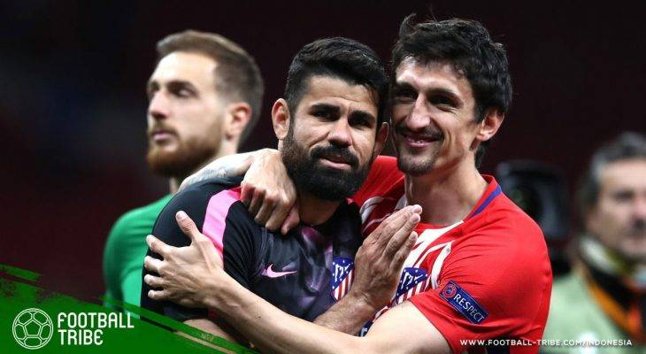 Tribe Rating: Diego Costa Gemilang, Atletico Madrid Melaju ke Final Liga Europa