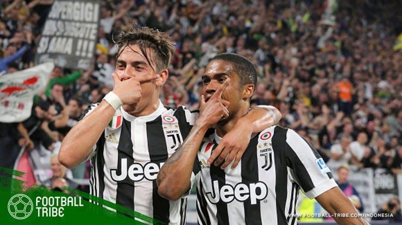 perjuangan Juventus