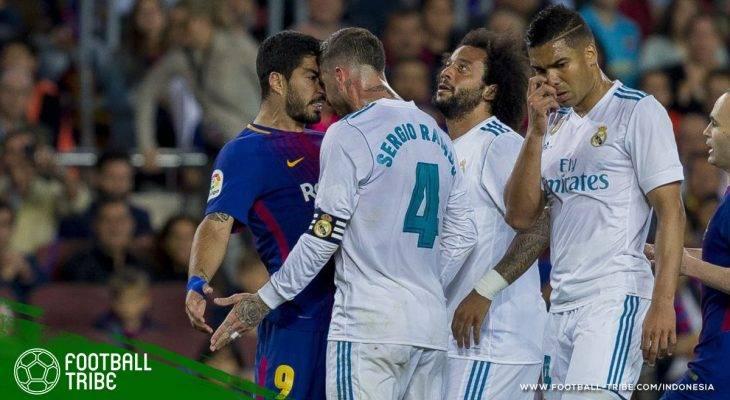 Jornada 36 La Liga: Meski Tak Lagi Menentukan, 'El Clasico' Tetap Mencekam