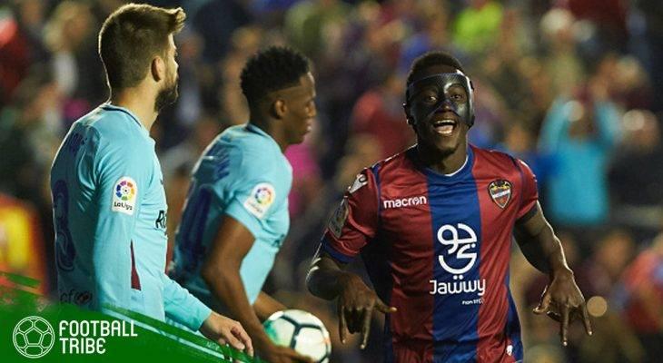 Emannuel Boateng, Pemuda Ghana yang Menghancurkan Harapan Invincible Barcelona