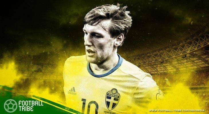 Profil Bintang Piala Dunia 2018: Emil Forsberg, Katalis Swedia Selepas 'Rezim' Zlatan Ibrahimovic