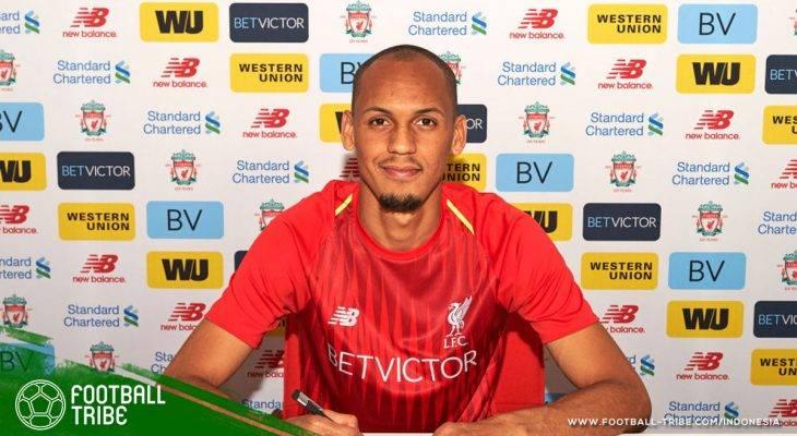 Fabinho, Rekrutan Liverpool yang Datang tanpa Banyak Drama dan Rumor