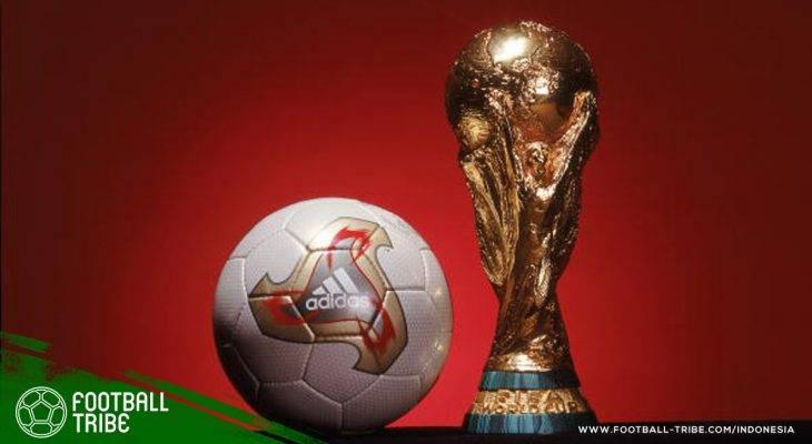 Bola-Bola Resmi yang Digunakan di Ajang Piala Dunia