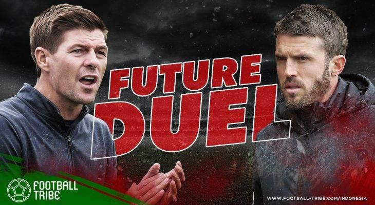 Pertarungan Masa Depan: Michael Carrick vs Steven Gerrard