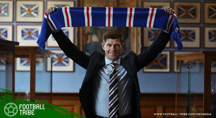 Sanggupkah Steven Gerrard Mengubah Nasib Rangers FC?