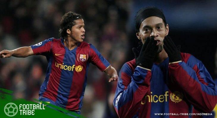 Giovani dos Santos dan Beratnya Beban sebagai Titisan Ronaldinho