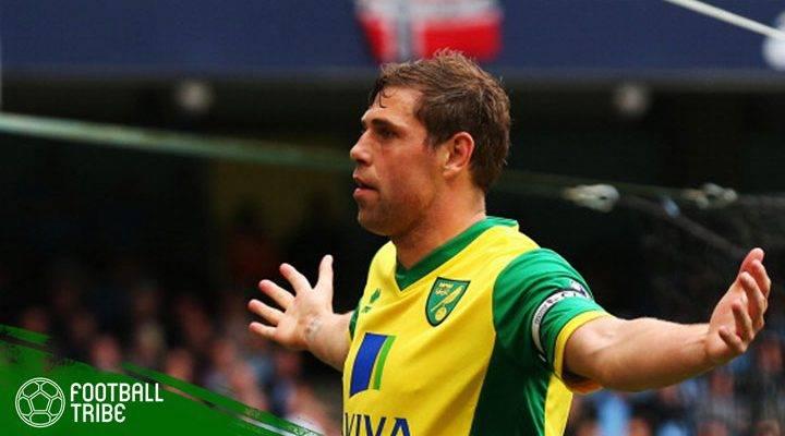 Grant Holt, Pemain yang Nyaris Menjadi Striker Timnas Inggris Banting Setir Jadi Pegulat
