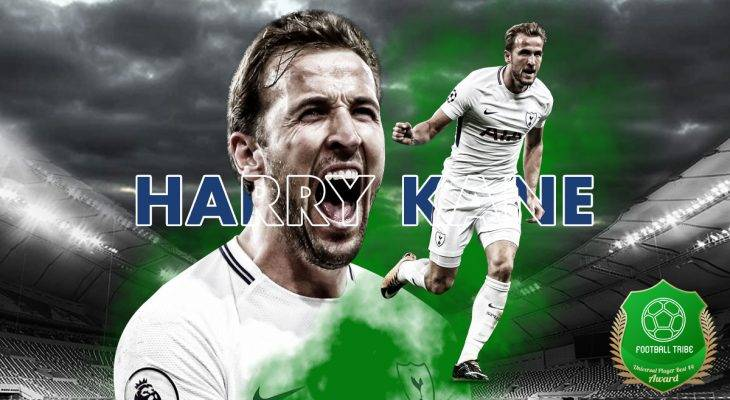 Football Tribe 44 Universal Player Awards: Harry Kane