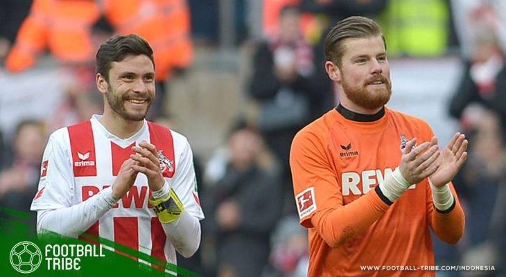Kesetiaan Jonas Hector dan Timo Horn untuk FC Köln