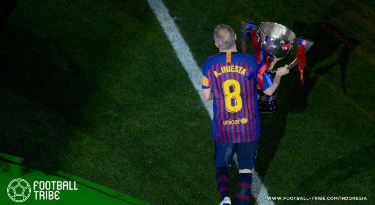 Rekap Jornada 38 LaLiga: Haru Biru Hari Terakhir Fernando Torres dan Andres Iniesta