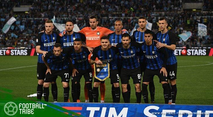 Tribe Rating: Menang di Olimpico, Tiket Liga Champions Jadi Milik Internazionale Milano