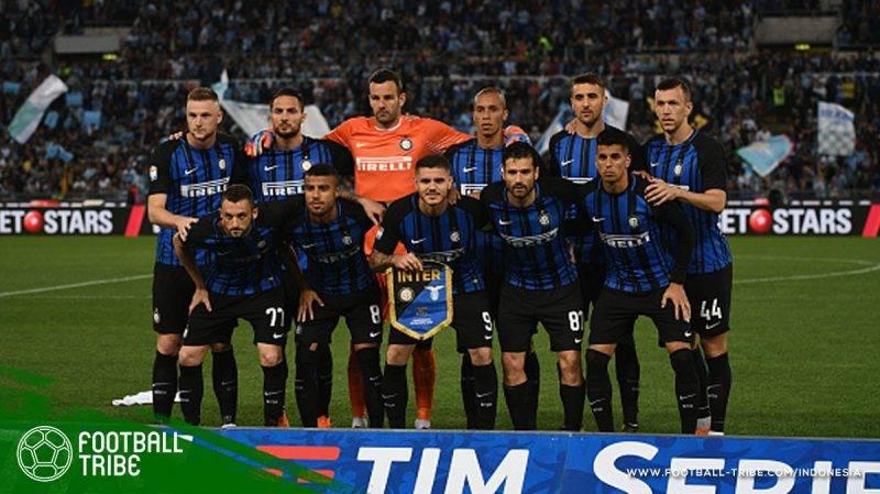laga hidup dan mati dilakoni Internazionale Milano