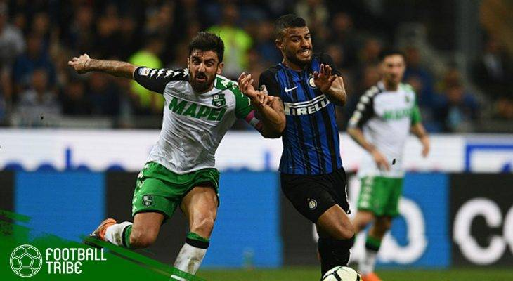 Hikayat Internazionale Milano dan Batu Karang Bernama Sassuolo