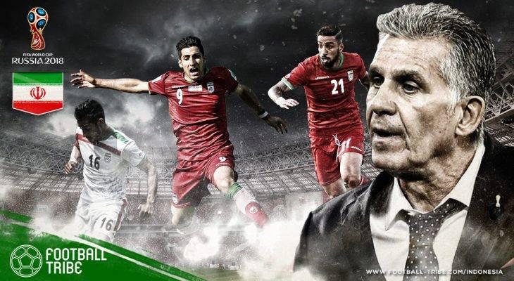 Profil Iran di Piala Dunia 2018: Saatnya Ukir Cerita di Luar Intrik Politik