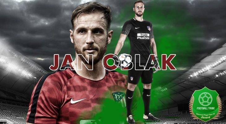 Football Tribe 44 Universal Player Awards: Jan Oblak
