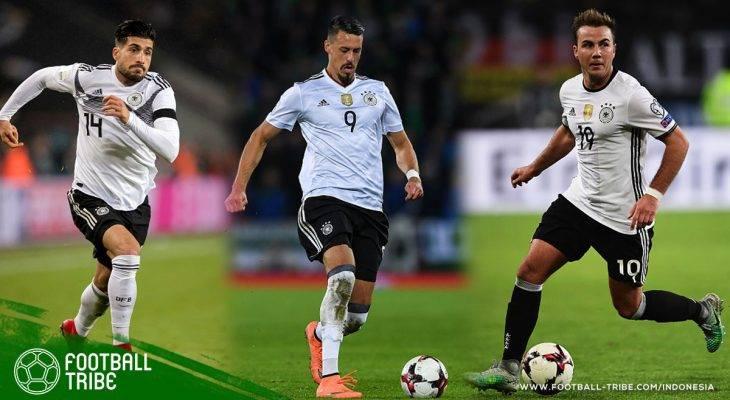 11 Pemain Terbaik Jerman yang Tidak Dipanggil oleh Joachim Löw