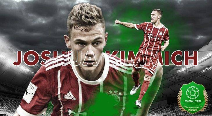 Football Tribe 44 Universal Player Awards: Joshua Kimmich