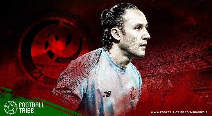 Profil Bintang Piala Dunia 2018: Keylor Navas, Pembuktian Sang 'Man of Faith' Kebanggaan Kosta Rika