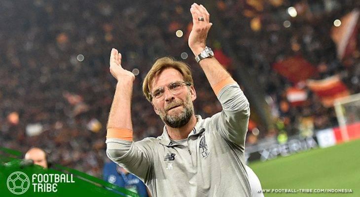 Juergen Klopp Jadi Pelatih Keempat yang Sukses Membawa Liverpool ke Final Liga Champions