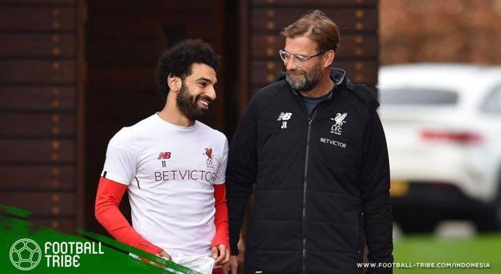 Cinta Pertama Jürgen Klopp untuk Mohamed Salah yang Berawal di Kota Basel
