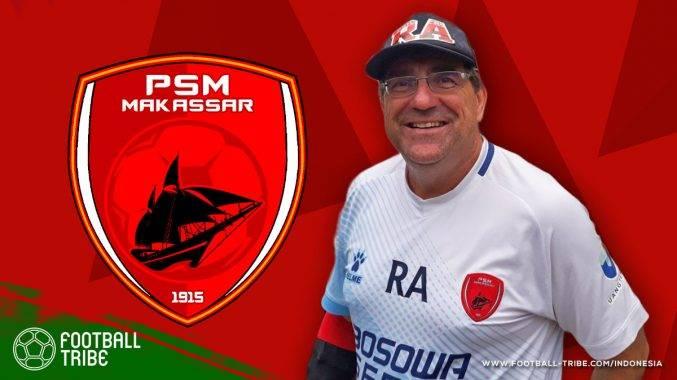 Robert Rene Alberts dan Peliknya Menemukan Penyerang Asing Berkualitas untuk PSM Makassar