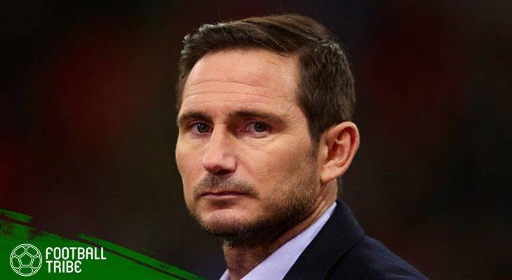 Frank Lampard Resmi Menjadi Manajer Baru Derby County