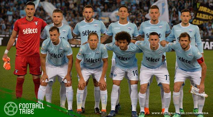 Tribe Rating: Empat Menit yang Buyarkan Mimpi Lazio ke Liga Champions
