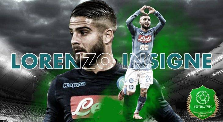 Football Tribe 44 Universal Player Awards: Lorenzo Insigne