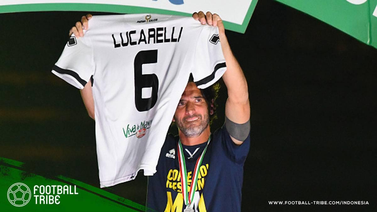 Melepas Alessandro Lucarelli Pensiun, Sang Loyalis Sejati di Sepak Bola |  Football Tribe Indonesia