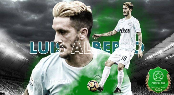 Football Tribe 44 Universal Player Awards: Luis Alberto
