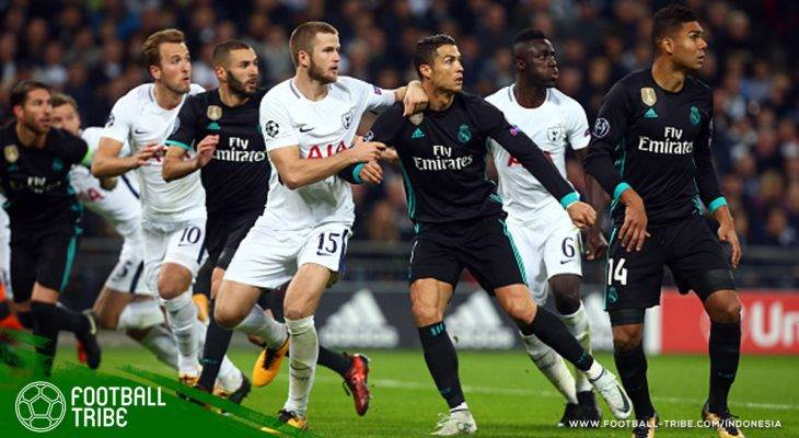 Empat Kekalahan Real Madrid di Liga Champions Selama Dilatih Zinedine Zidane
