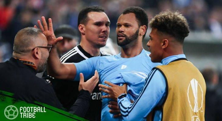 Olympique Marseille dan Rekor Buruk di Final Liga Europa
