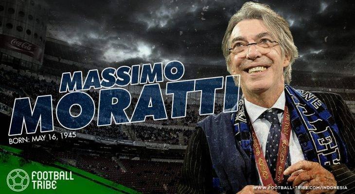 73 Tahun Massimo Moratti: Dua Sisi di I Nerazzurri