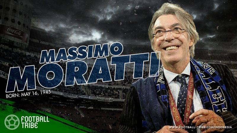 Massimo Moratti dikenal sebagai taipan minyak