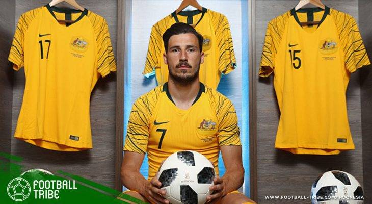 Mathew Leckie, Mantan Rekan Setim Sergio van Dijk yang akan Tampil di Piala Dunia untuk Australia