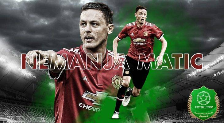 Football Tribe 44 Universal Player Awards: Nemanja Matic