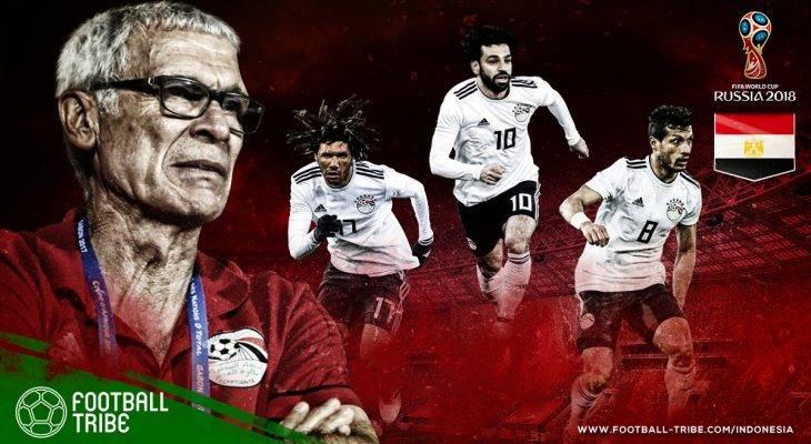 Profil Mesir di Piala Dunia 2018: Menanti Ambisi Negeri Piramida bersama Sang Pharaoh, Mohamed Salah