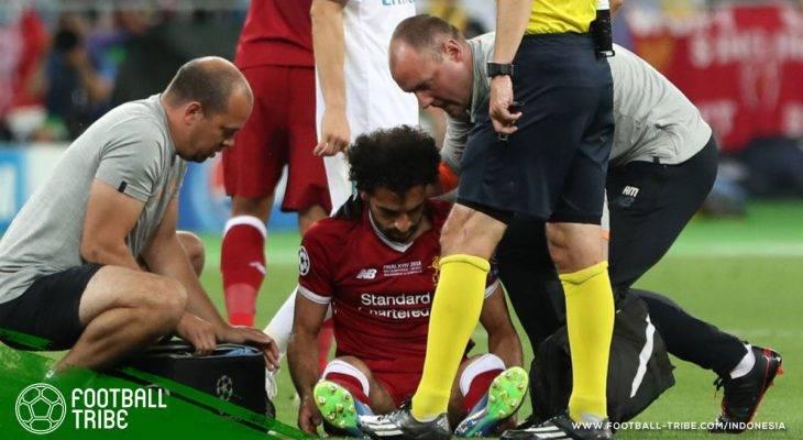 Final Kiev Makan Korban, Salah dan Carvajal Kemungkinan Besar Absen di Piala Dunia 2018